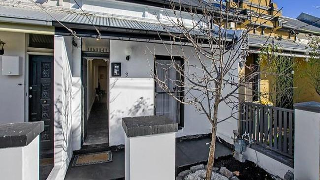 3 Goodman St, Brunswick, goes to auctions with hopes of achieving a $600,000 to $650,000.