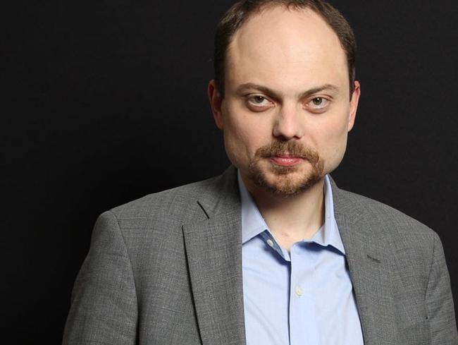 Russian anti-Putin activist Vladimir Kara-Murza is clinging to life following his suspected poisoning at the hands of government agents.