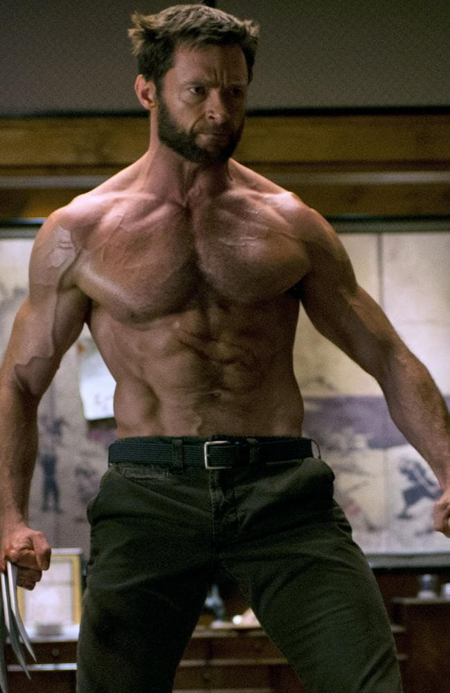 Hugh Jackman In Logan Actor Ends His Strict Diet By