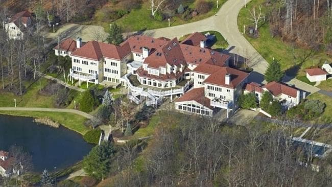 50 Cent's home had an asking price of $14.5 million when it first went on the market in 2007. Picture: Trulia