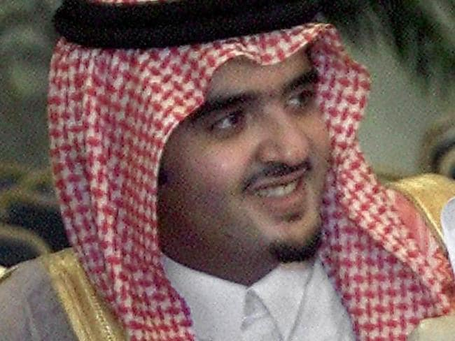 "Prince Abdul Aziz Bin Fahd called @mujtahidd a ""hired tool"" after the anonymous tweeter accused him of corruption."