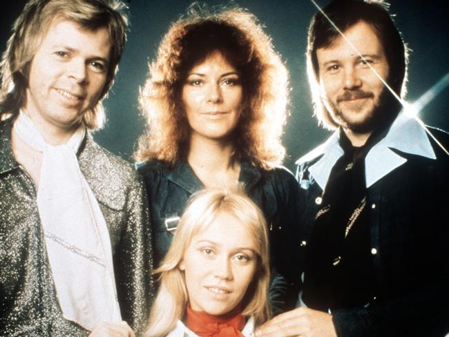 Sadly, the ABBA couples are no longer married.