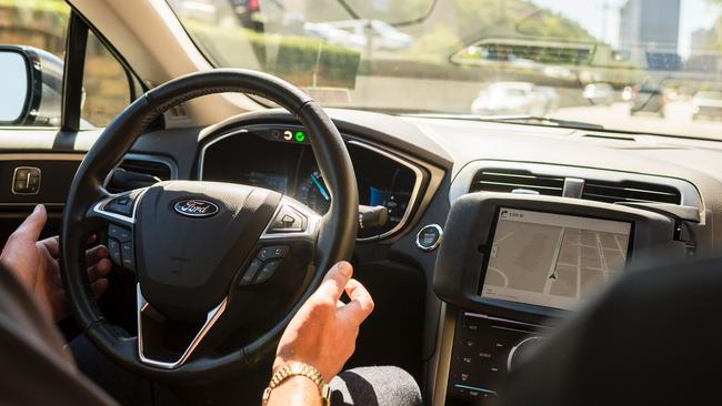 Data Privacy Concern Self Driving Cars