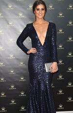 28th September 2015 Elle Demassi at the 2015 Brownlow Medal count at Crown Perth