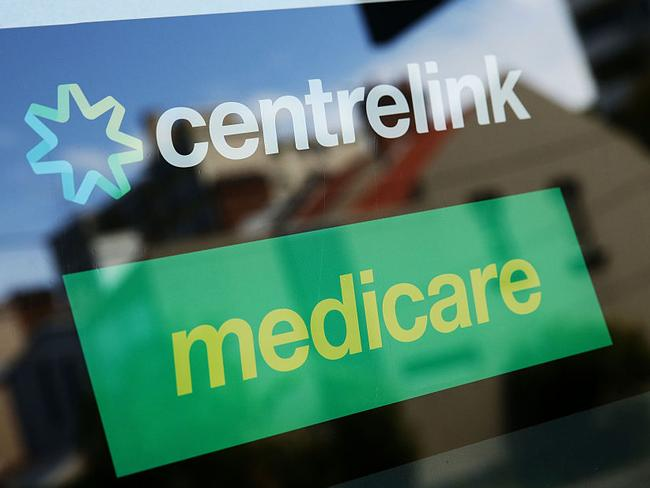 Both Medicare and Centrelink staff are to receive 'Advanced Customer Aggression Training'. Picture: Matt King/Getty Images