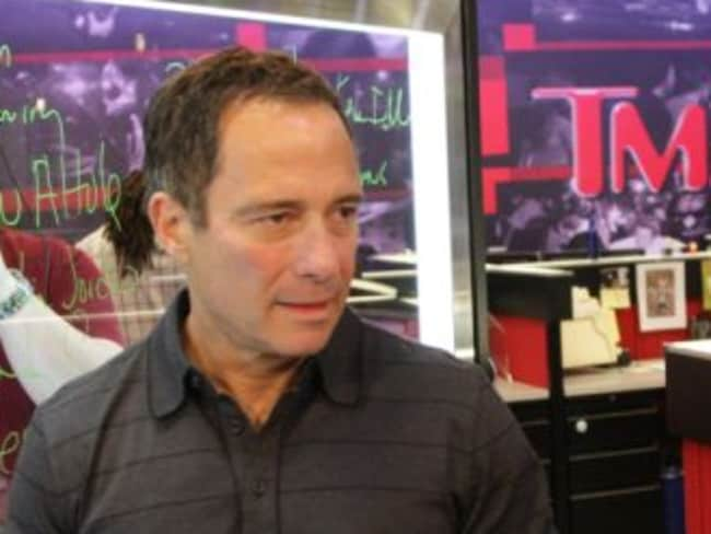King of gossip ... TMZ founder Harvey Levin has turned into a celebrity himself. Picture: TMZ