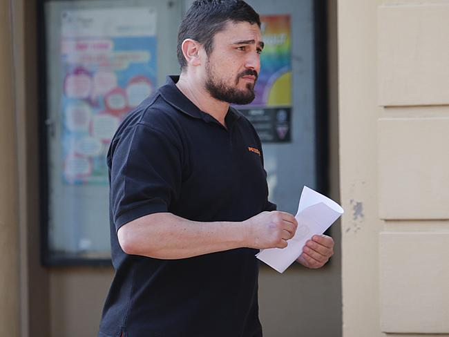 Senior bikie Erkan Keskin has been charged over the alleged possession of child abuse material.