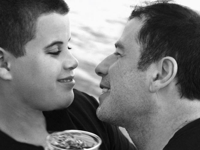Travolta opens up about son's shock death