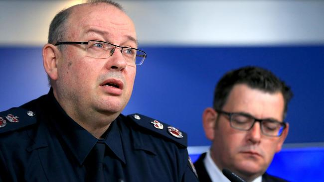 meet the police commissioner review and herald