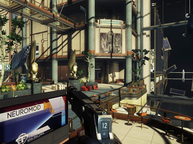 Did you enjoy the System Shock or Bioshock games? Then you're going to love Prey.