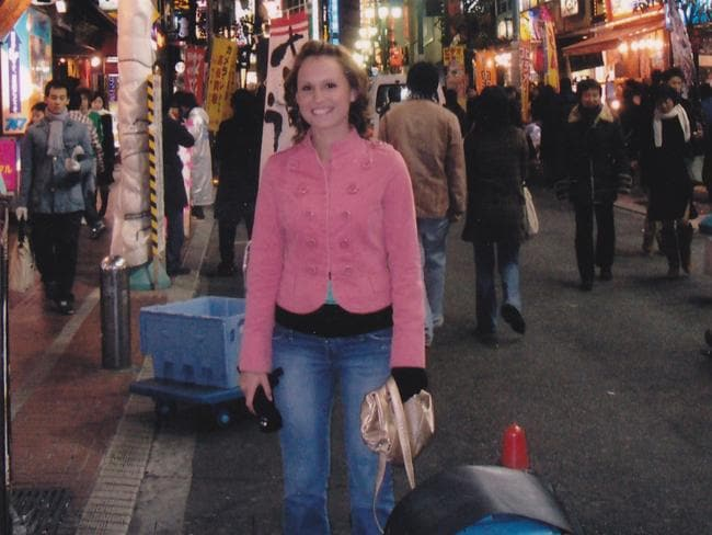 Alana Goldsmith lived and studied in Japan before returning to Sydney and starting a marketing career.