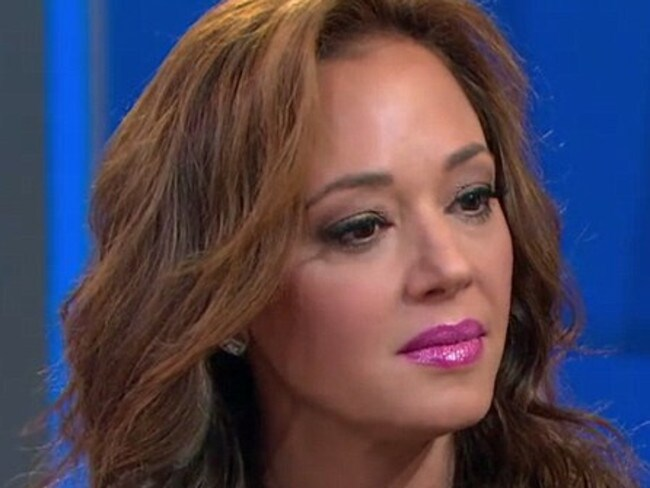 Leah Remini claims Katie Holmes left Church of Scientology ...