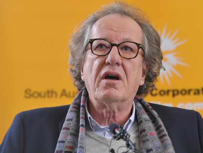Geoffrey Rush Steps Down As President Of AACTA