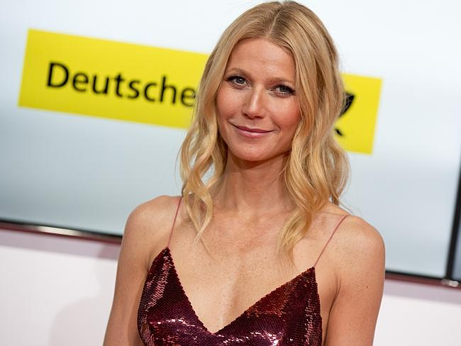 Newly single ... Gwyneth Paltrow doesn't take Fashion Police criticism well, according to host Joan Rivers. Picture: AP