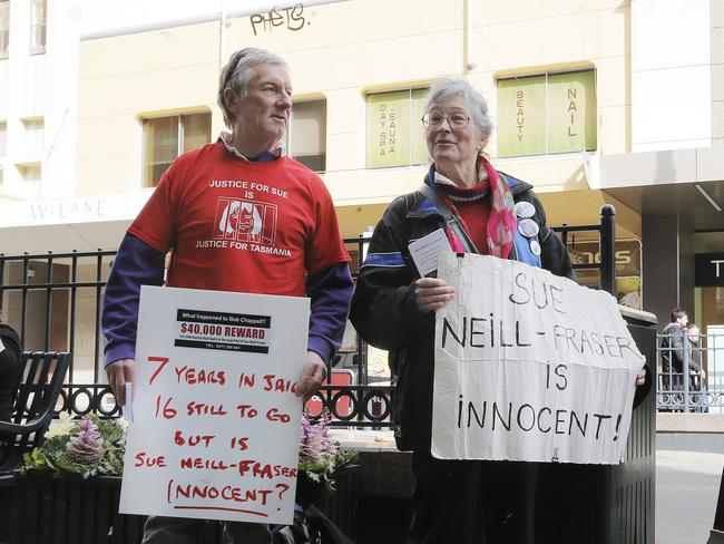 Others have also rallied to the grandmother's cause. Picture: Mathew Farrell