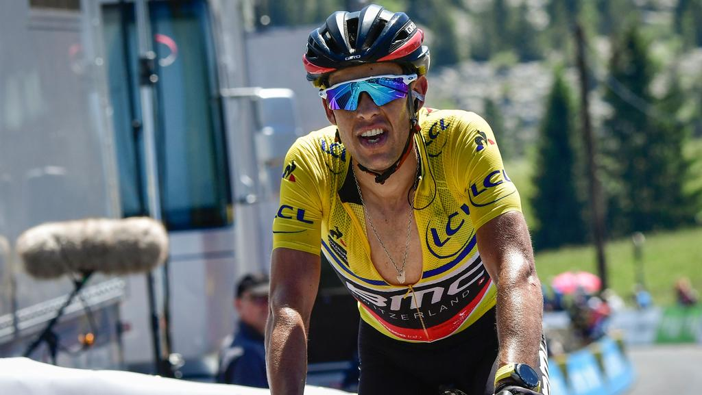 Tour de france richie porte says chris froome team sky for Richie porte tour de france
