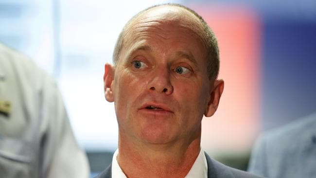 Police say Campbell Newman's anti-bikie laws have helped them clamp down on criminal gangs.