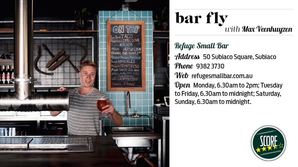 Man Cave Bars Brisbane : Bar fly refuge small says cheers to the man cave