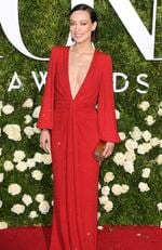 Olivia Wilde attends the 2017 Tony Awards - Red Carpet at Radio City Music Hall on June 11, 2017 in New York City. Picture: AFP PHOTO / ANGELA WEISS