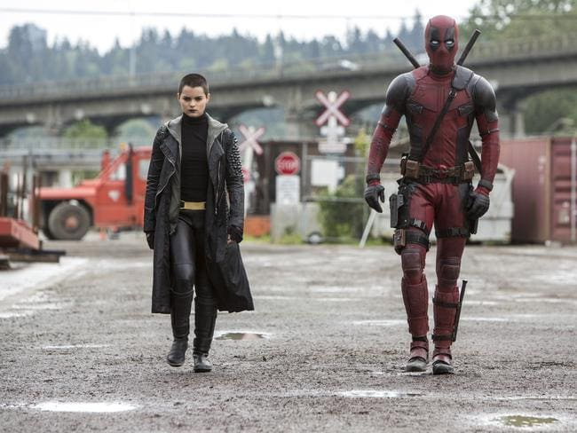 Deadpool became the highest grossing R-Rated film of all time.