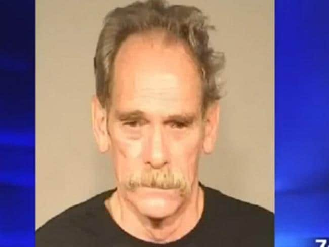 Real-life Walter White ... Robert Short, 64, is accused of making meth at his California retirement home.
