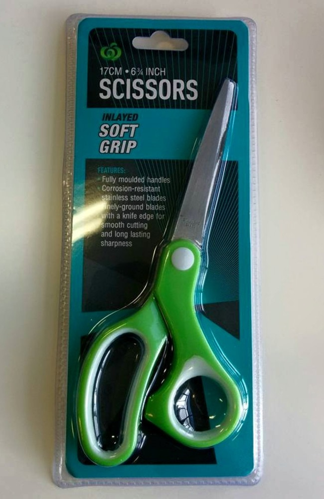 The agony of being unable to open a packet of scissors is like no other.