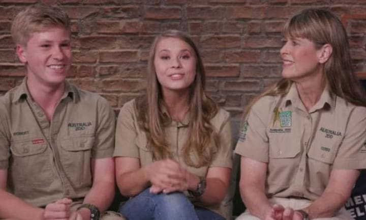 The unusual product Bindi Irwin can't live without
