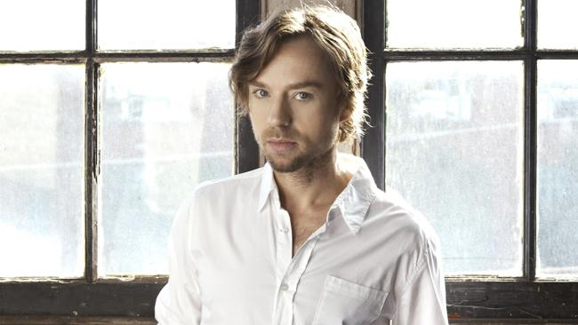 Singer Darren Hayes married his partner in 2005.