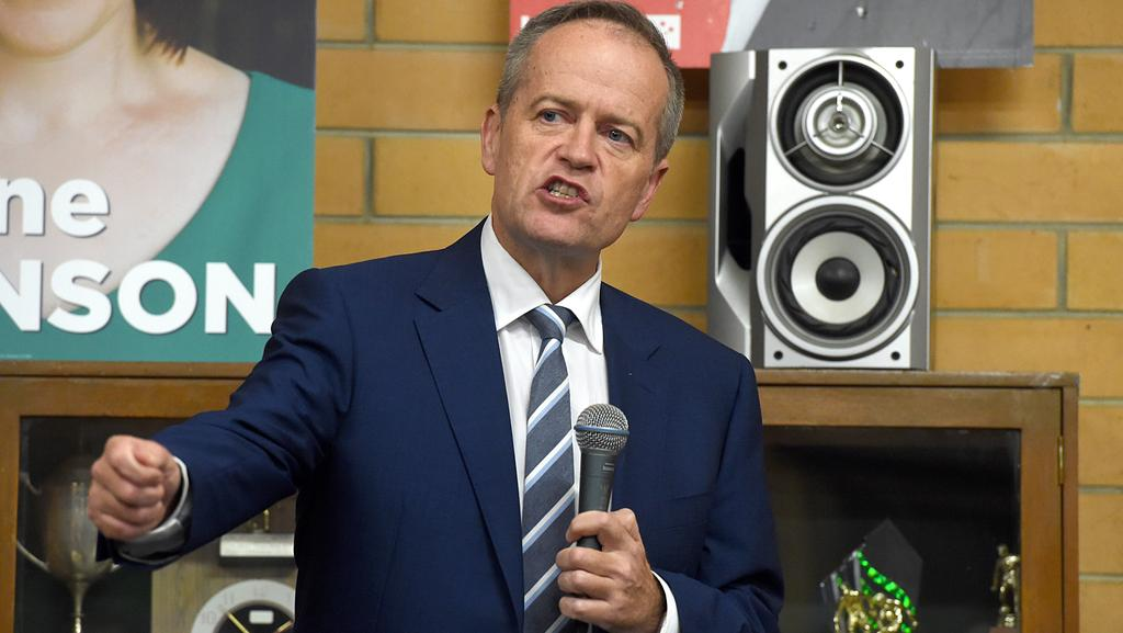 We know what happens with refugees under Labor, and Bill Shorten will be no different. (Pic: Sam Wundke)