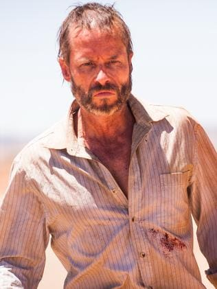 Guy Pearce is Eric in  <i>The Rover</i>.
