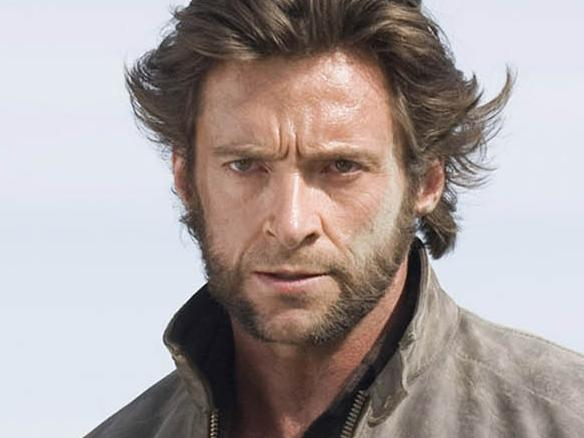 Hugh Jackman as the iconic X-Men character, Wolverine