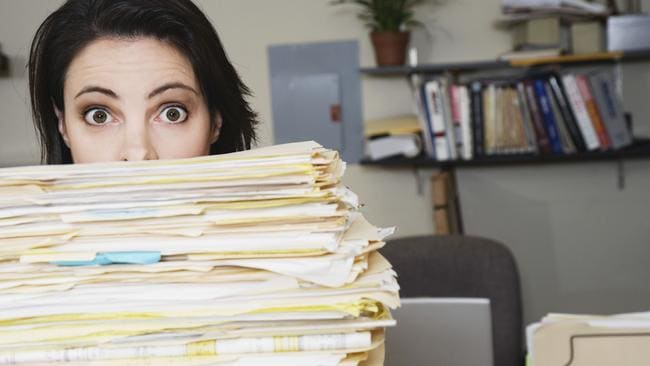 The report found FoI officers were conditioned to look for exemptions to justify withholding documents. Picture: Thinkstock