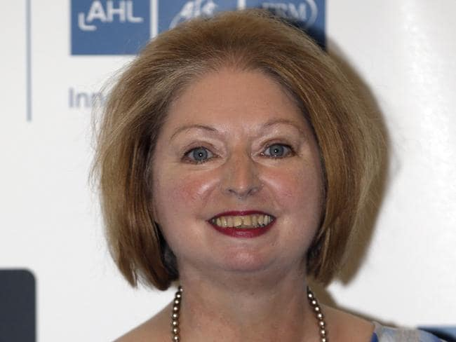 Author ... Hilary Mantel was also made a dame. Picture: Lefteris Pitarakis