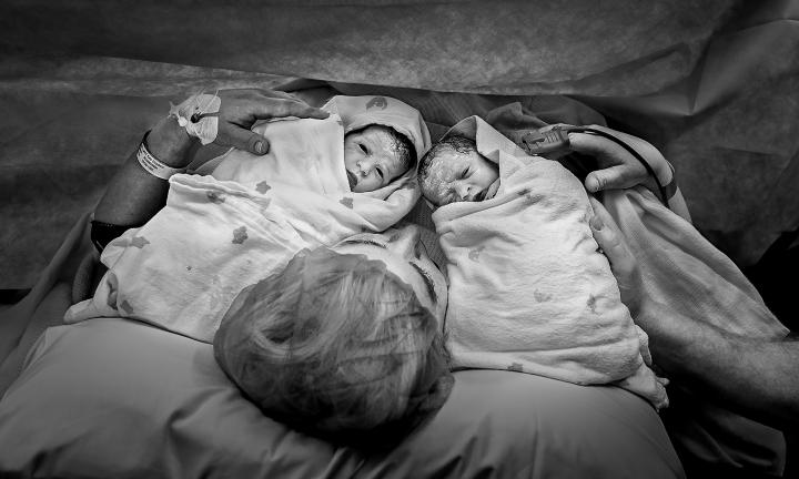 The winning images from Australia's best professional birth photographer