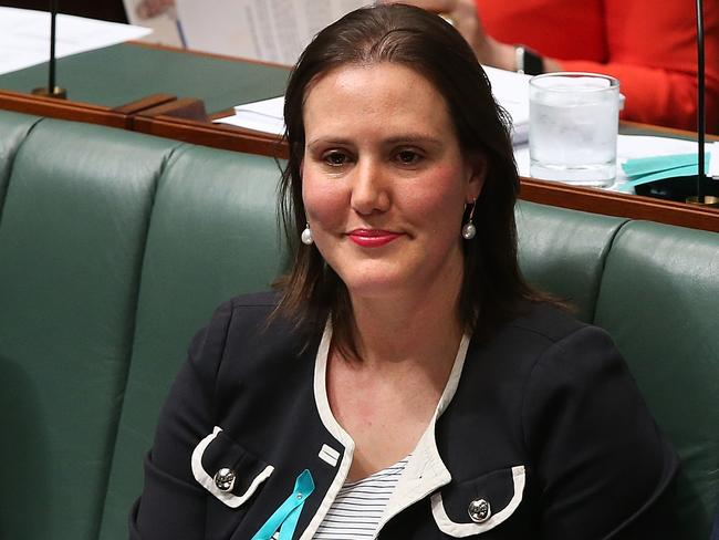 Assistant Treasurer and Minister for Small Business Kelly O'Dwyer said the government is seeking a balance between consumers and producers. Picture: Kym Smith