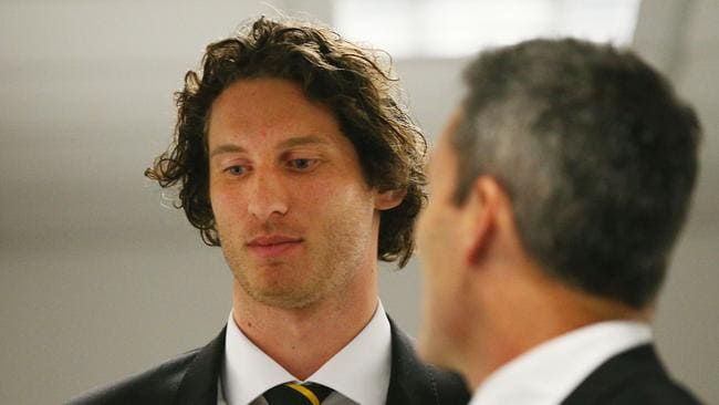 Conca's Tiger teammate, Ty Vickery, felt the wrath of the AFL Tribunal last week.