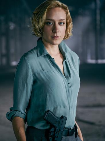 Chloe Sevigny is homicide detective Catherine Jensen in  <i>Those Who Kill</i>.