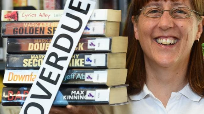 Residents of the City of Sydney will no longer be fined for overdue books. Picture: Kylie Else