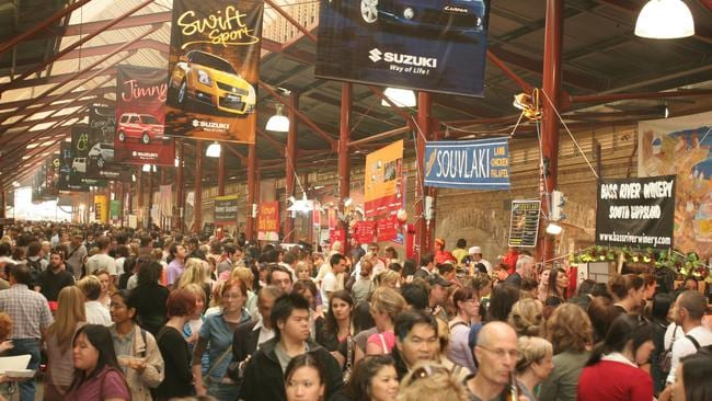 Elements of Melbourne's Queen Victoria Night Markets could be found in Australia's future shopping centres.