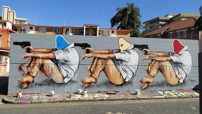 New Farm, Brisbane. Picture: Fintan Magee / Facebook