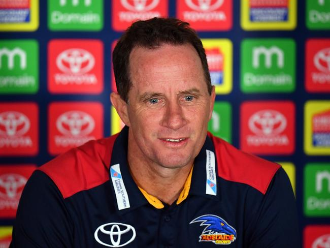 Don Pyke isn't buying that tonight's game is a coaching box battle.