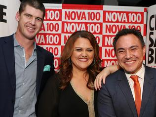 Chrissie Sam and Browny event
