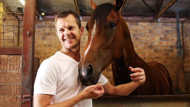 Jason Deamer says Bon Amis took a while to find his groove. Picture: Tim Hunter.