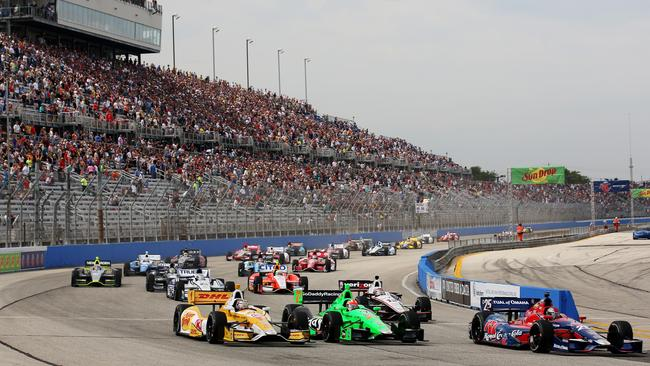 Milwaukee is the oldest motorsport venue in the US.
