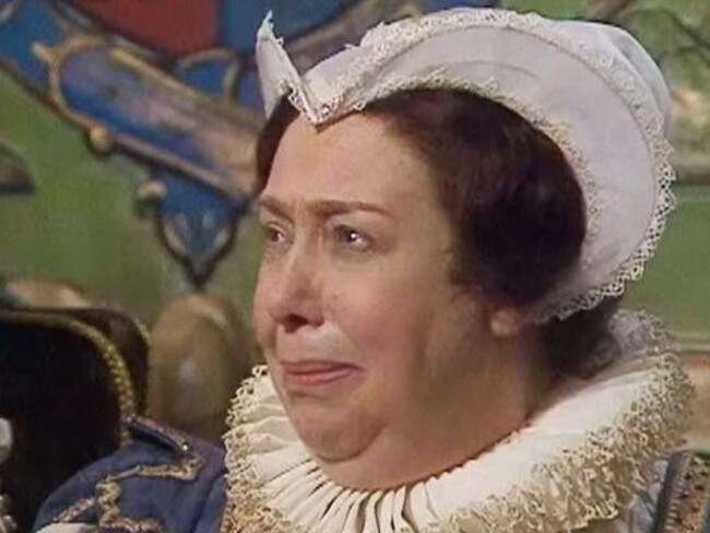 First Lord Flashheart, now Nursie ... Blackadder's Patsy Byrne has died aged 80, just weeks after Rik Mayall.