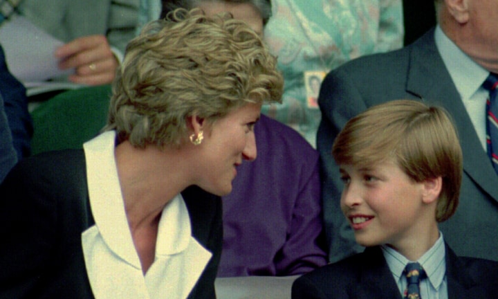 The heartbreaking promise Prince William made to Diana before she died