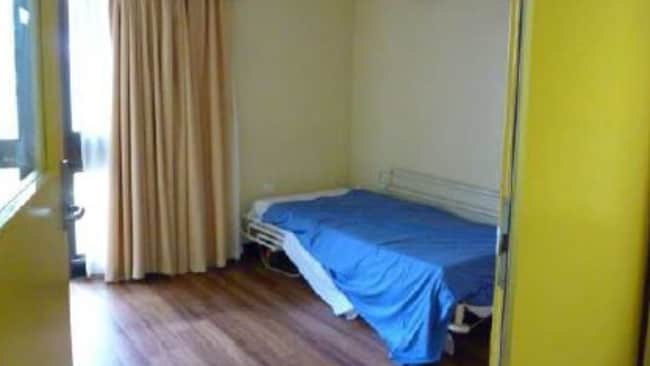 A room at the Oakden nursing home in Adelaide. Source: Supplied