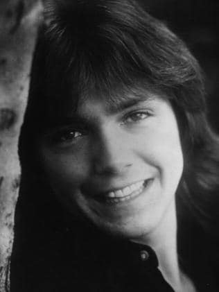 David Cassidy in the 1970s.