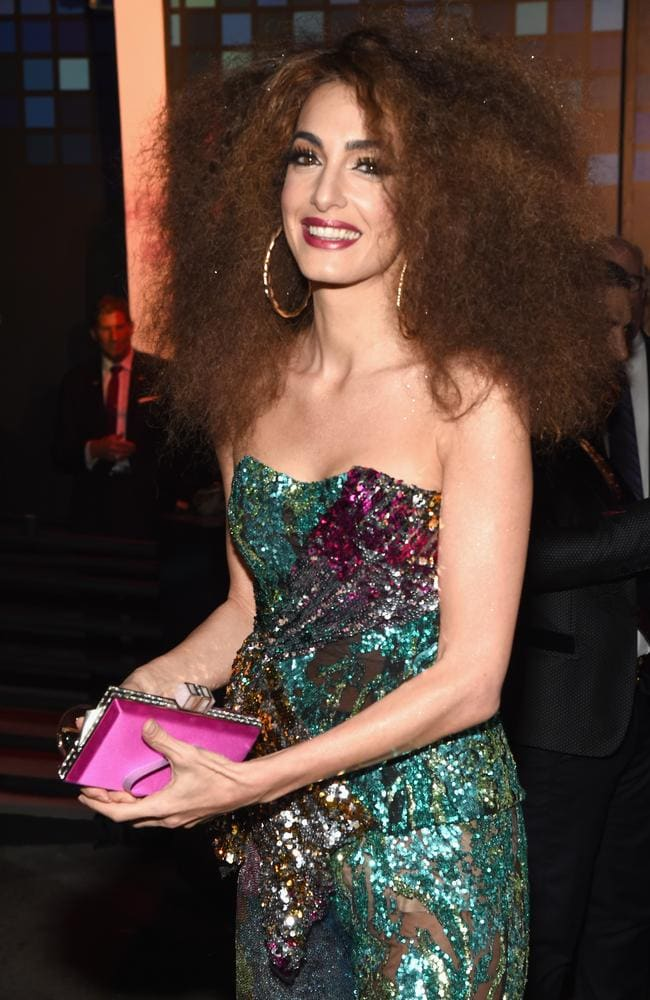 Amal Clooney attends Casamigos Halloween Party. Picture: Getty