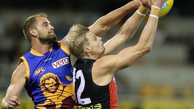 Joel Patfull is one of the lowest-profile two-time best and fairest winners you'll ever hear about. Picture: D...